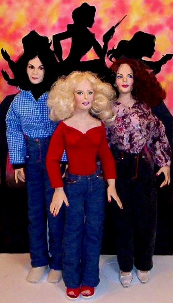 Charlie's Angels dolls Farrah Fawcett doll