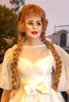 """Charlotte"" Bette Davis doll made in America"