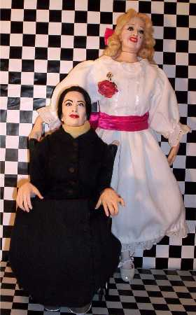 Hudson Sisters dolls made in the USA