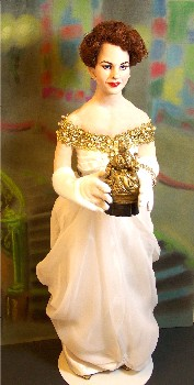Anne Baxter doll made in America
