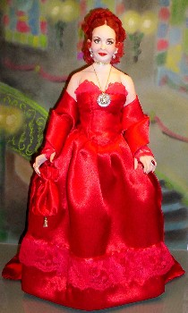 Bette Davis doll made in the USA