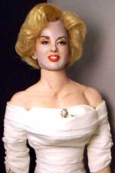 Norma Jeane Marilyn doll made in the USA