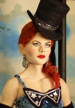 Nicole Kidman doll made in the USA