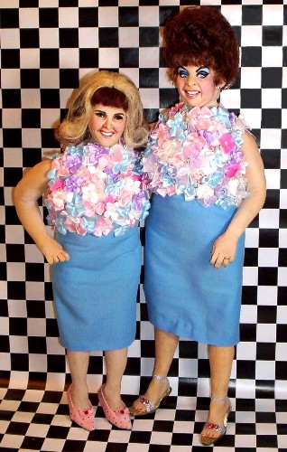 Divine doll Ricki Lake doll Edna Turnblad doll made in America