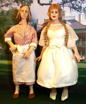 """Hush, Hush, Sweet Charlotte"" dolls made in America"