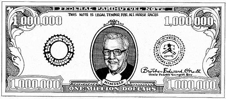 dollar bill secrets. dollar bill by Jerry Breen