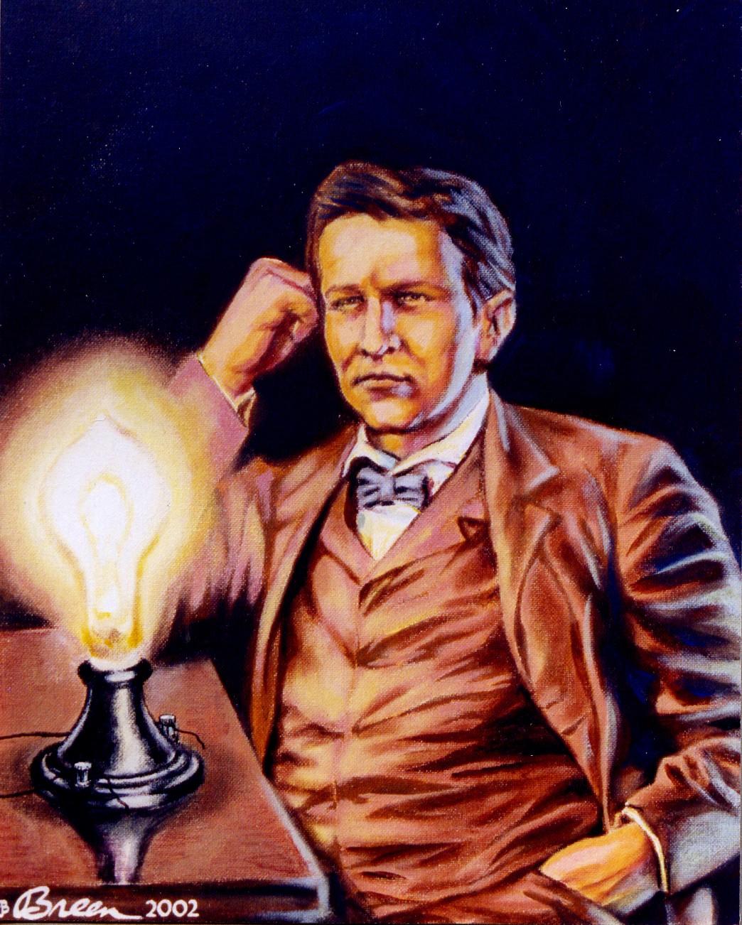 33   Amazing Thomas Edison In for thomas edison in color  150ifm