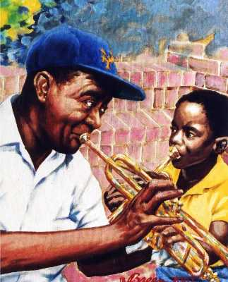 dummy song louis armstrong
